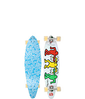Alien Workshop - Haring Linkup Long Board (9.75 x 38)