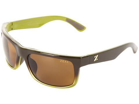Zeal Optics Essential Polarized - Brown + Olive w / Copper Polarized Lens