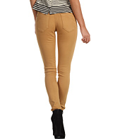 James Jeans - Twiggy Faux Front Pocket Legging in Sunkiss