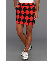 Loudmouth Golf - Red and Black Skort