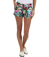 Loudmouth Golf - Pink Flamingos Mini Short
