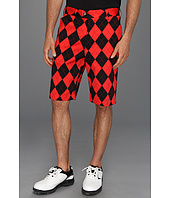 Loudmouth Golf - Red and Black Short