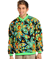 Loudmouth Golf - Shagadelic Black V-Neck Windshirt