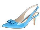 Lilly Pulitzer - Kat Kitten Heel (Flutter Blue) - Footwear