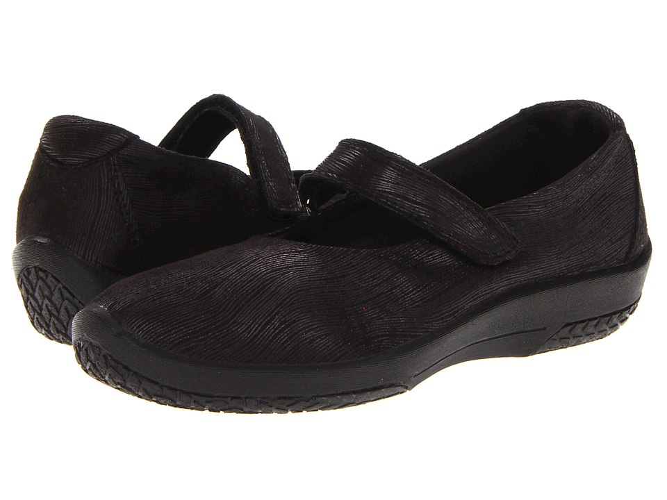 Arcopedico - L45 (Black 2) Womens Maryjane Shoes