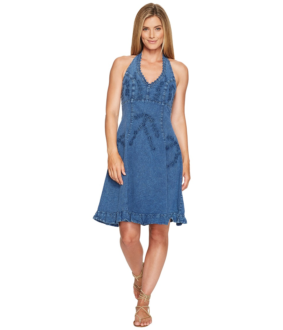 Scully - Cantina Halter Dress