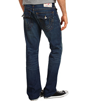True Religion - Ricky Straight Indigo Stretch Denim in Open Range