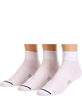 Wrightsock - Ultra Thin Qtr 3-Pair Pack