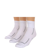 Wrightsock - DL Stride Qtr 3 Pair Pack
