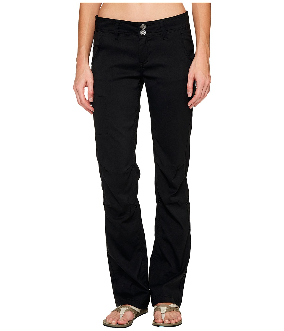 Prana - Halle Pant (Black) Women's Casual Pants