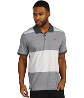 L-R-G - Core Collection Striped Polo