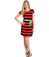 Kensie - Striped Viscose Dress