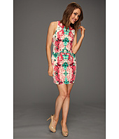 Kensie - Mirrored Floral Dress