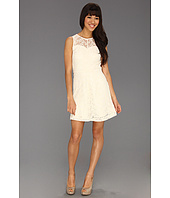 Kensie - Open Floral Lace Dress