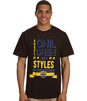 L-R-G - Adopt Children Not Styles Tee