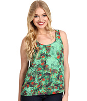 Kensie - Wild Orchids Top