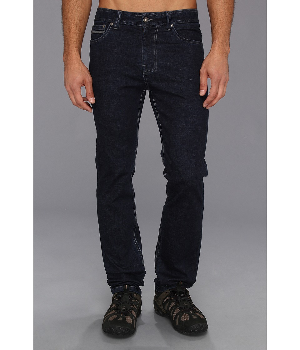 Prana Theorem Jean (Dark Indigo) Men
