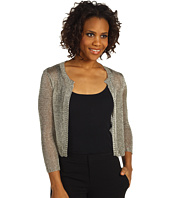 Kenneth Cole New York - Gold Lurex® Cardi