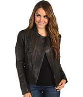 Kenneth Cole New York - Washed Leather Jacket
