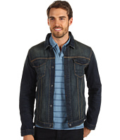 Calvin Klein Jeans - Petrol Blue Denim Jacket