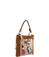Brighton - Runway Zip Crossbody