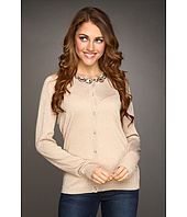 Jones New York - L/S Embellished Cardigan