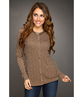 Jones New York - L/S Beaded Neckline Cardigan