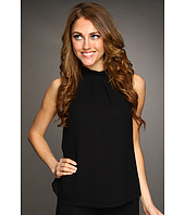 Jones New York - Pintuck Sleeveless Blouse