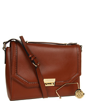 BCBGMAXAZRIA - Gemma Leather Shoulder Bag