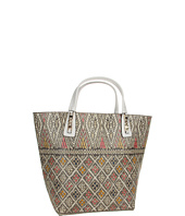 BCBGMAXAZRIA - Sienna Leather Tote Bag