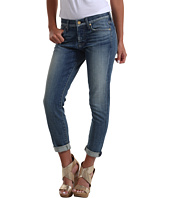 7 For All Mankind - Josefina Skinny Boyfriend in Pure Light Blue
