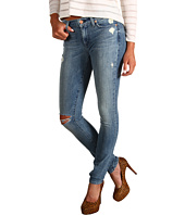 7 For All Mankind - The Skinny w/ Squiggle in Authentic Oceanside