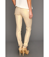 7 For All Mankind - The Skinny in Sand Iridescent