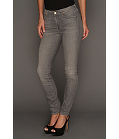 7 For All Mankind - Mid-Rise Skinny in Silver Grey