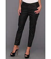 7 For All Mankind - Slim Chino in Coated Black