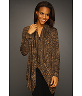 Jones New York - L/S Oversize Drape Front Cardigan