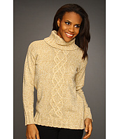 Jones New York - L/S Drop Shoulder Turtle Neck Sweater