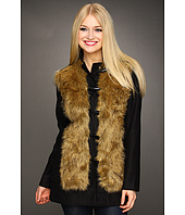 Kensie - Tipped Fur Jacket