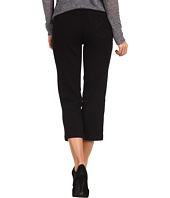 Miraclebody Jeans - Annette Cropped Jean in Licorice Black