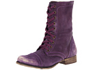Steve Madden - Troopa (Purple Leather) - Footwear