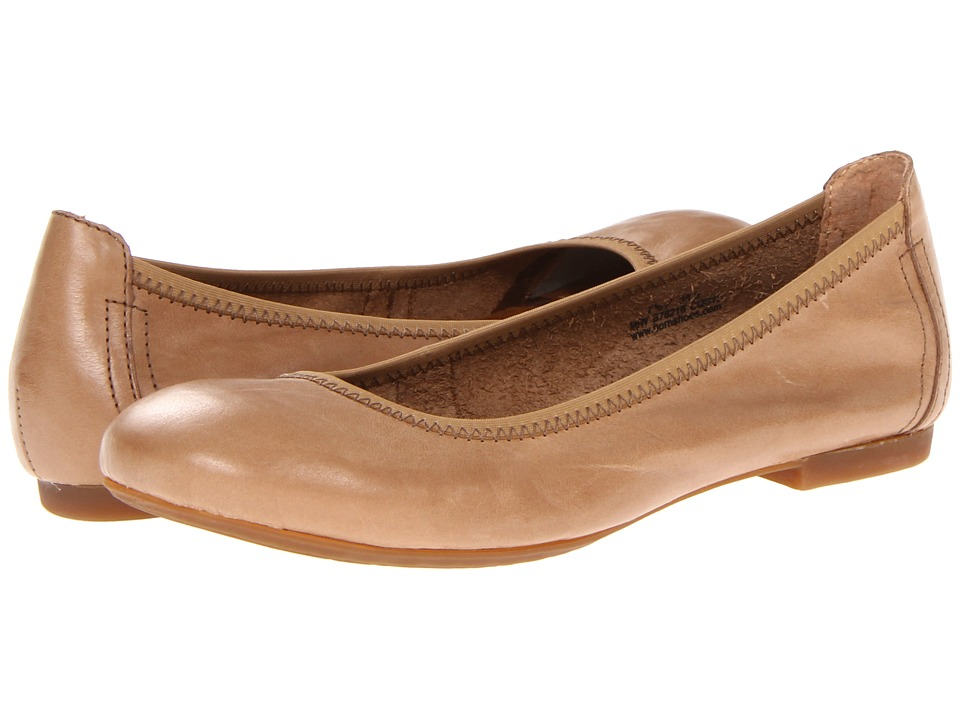 Born - Julianne (Noche (Tan)) Womens Flat Shoes