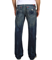 True Religion - Ricky Straight Super T Brights in Dead Wood