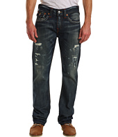 True Religion - Ricky Straight Old Multi Single-End in Granite