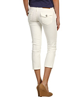 Mek Denim - Destiny Capri in White