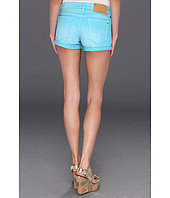 Mek Denim - Zoey Short in Bang Brite Blue