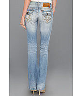 Mek Denim - Wyatt Slim Bootcut in Blue Magic