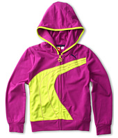 Puma Kids - Form Striped Hoodie (Big Kids)