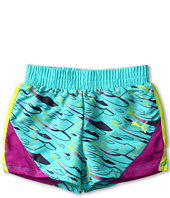 Puma Kids - Colorblock Print Microfiber Short (Little Kids)