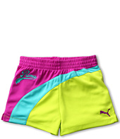 Puma Kids - Form Stripe Mesh Short (Little Kids)