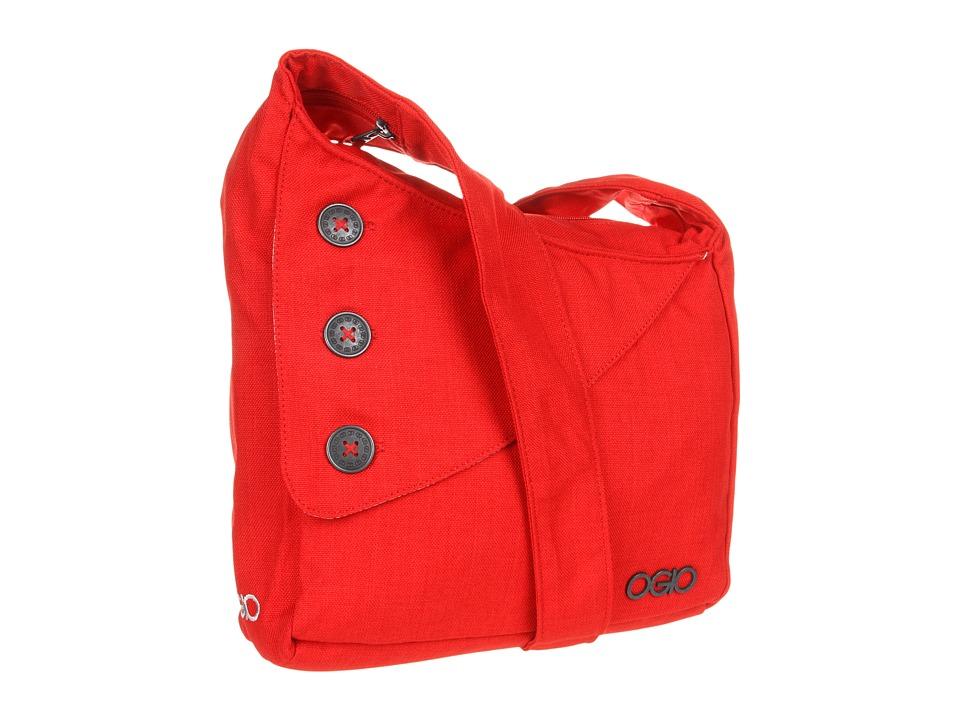 OGIO Brooklyn Purse Red Bags